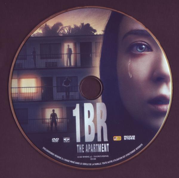 1BR The appartement (Sticker)
