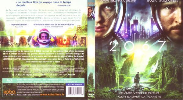 2067 (Blu-ray)
