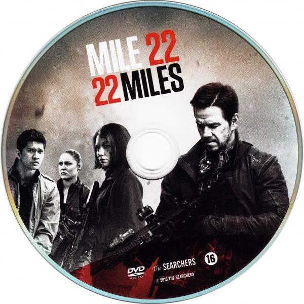 22 miles ( sticker )