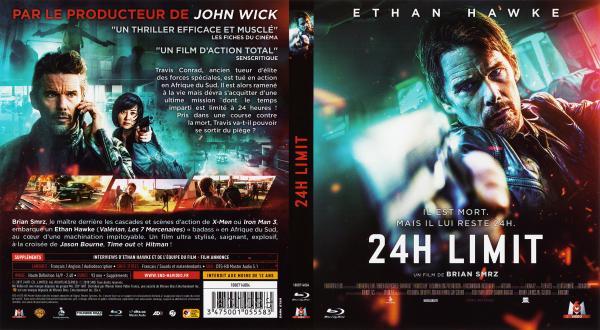 24H limit (Blu-Ray)