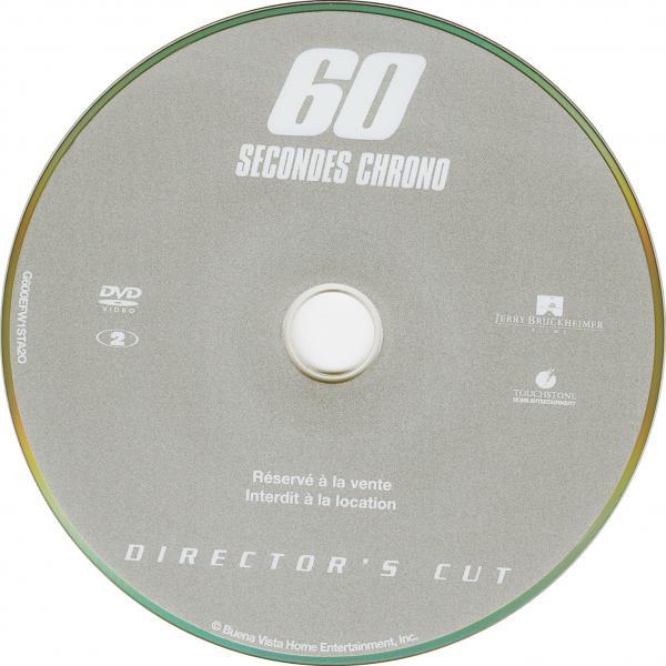 60 secondes chrono ( sticker )