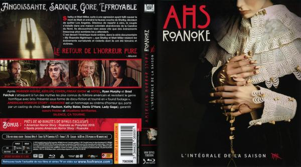 American horror story roanoke blu-ray