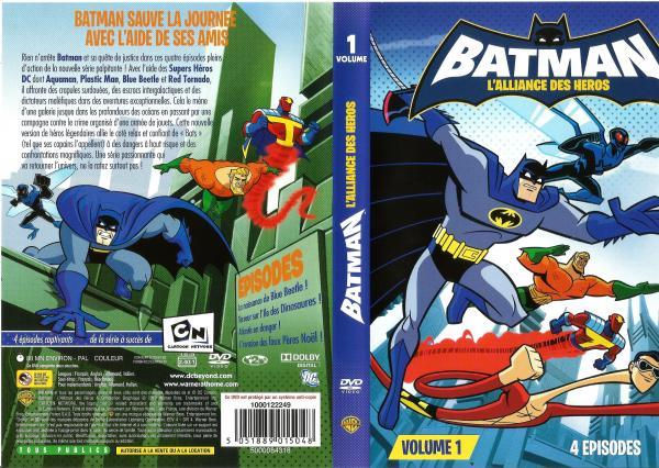 Batman l'alliance des heros vol 1