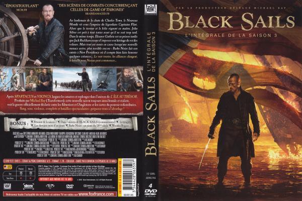 Black sails saison 3