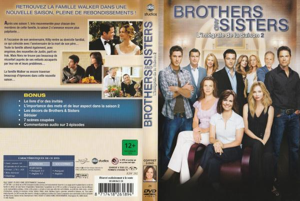 Brothers and sisters saison 2