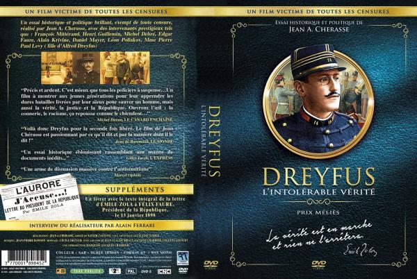 Dreyfus l'intolerable verite