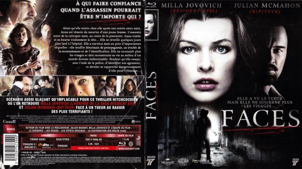 Faces (2011) (blu-ray)