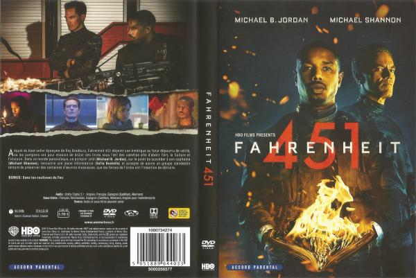 Fahrenheit 451 (2018)