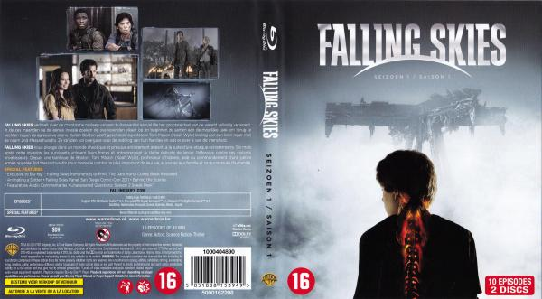 Falling skies saison 1 (blu-ray)