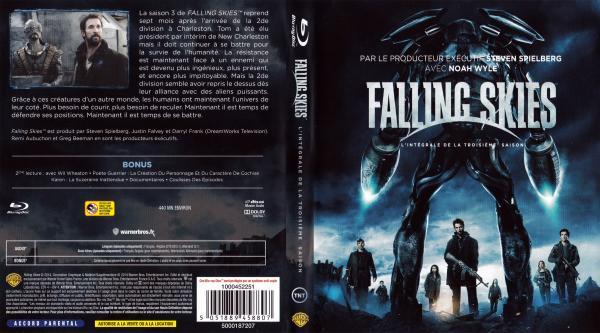 Falling skies saison 3 (blu-ray)