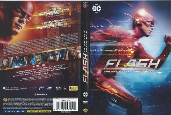 Flash (2014) saison 1 v2
