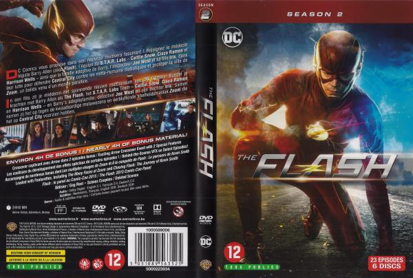 Flash (2014) saison 2
