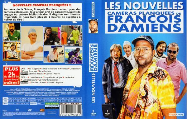 Francois damiens Les nouvelles cameras planquees de francois damiens