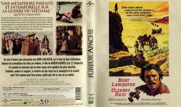 Fureur apache blu-ray