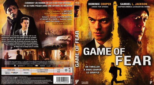 Game of fear (blu-ray)