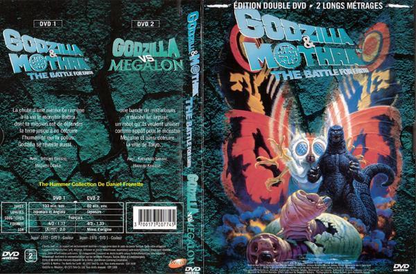 Godzilla et mothra