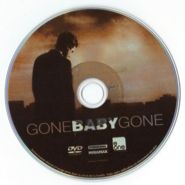 Gone baby gone v2 sticker