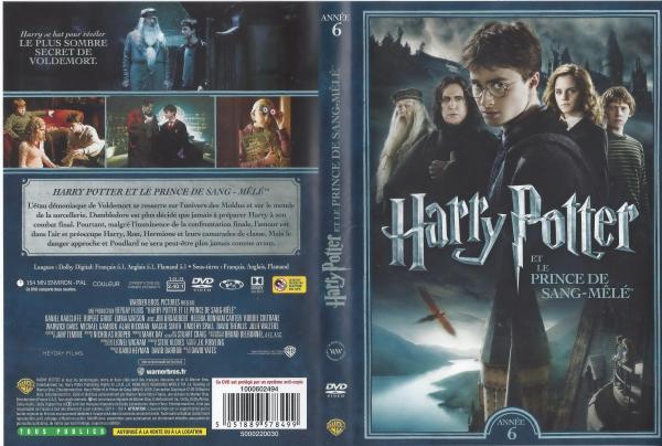 Harry Potter et le prince de sang mele v4