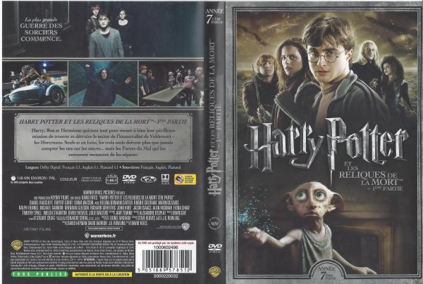 Harry Potter et les reliques de la mort 1ere partie v4