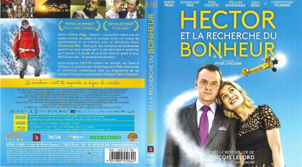 Hector et la recherche du bonheur (blu-ray)