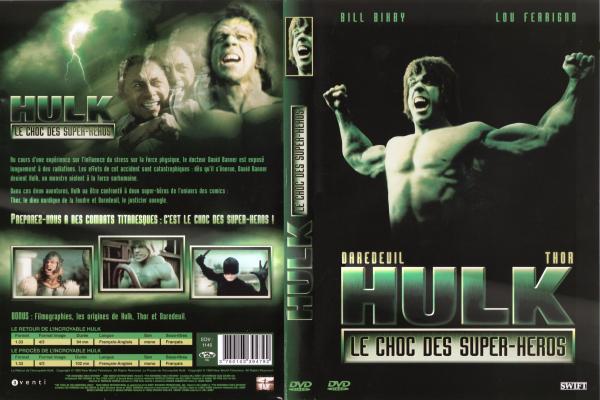 Hulk le choc des super heros