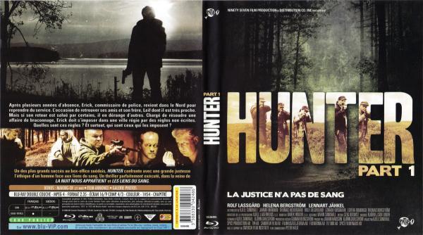 Hunter part 1 (blu-ray)