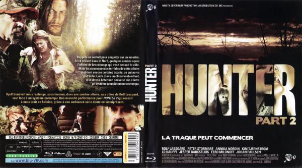 Hunter part 2 (blu-ray)