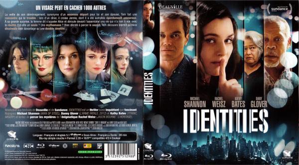 Identities (blu-ray)