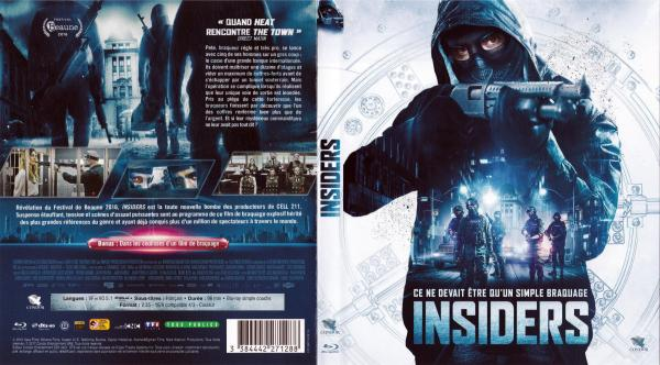 Insiders (blu-ray)