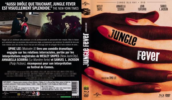 Jungle fever (blu-ray)