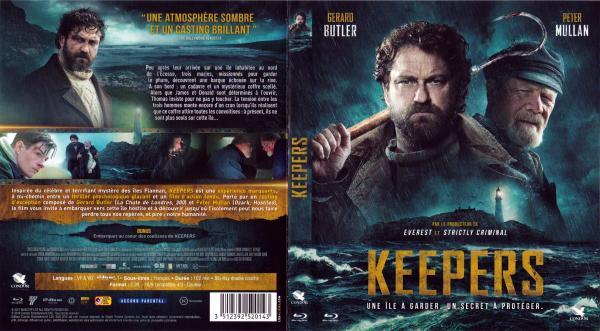 Keepers (blu-ray)