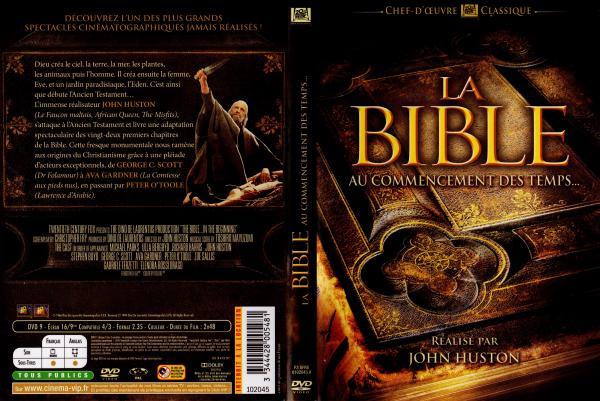 La bible au commencement des temps v4