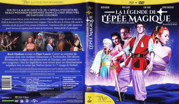 La legende de l'epee magique (blu-ray)