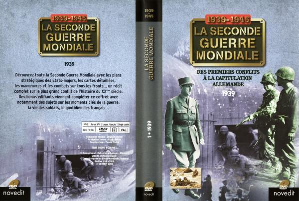 La seconde guerre mondiale 1939