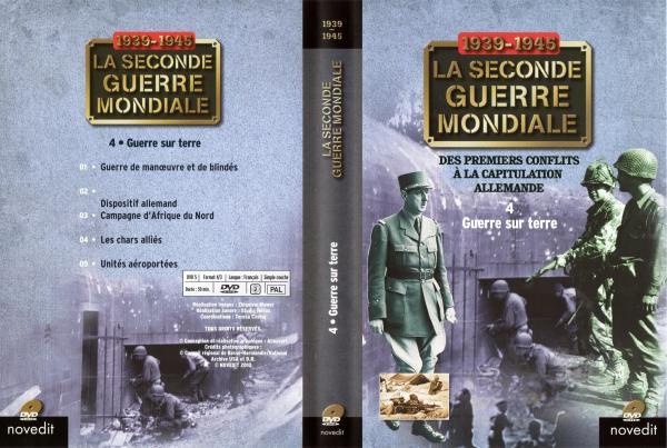 La seconde guerre mondiale guerre sur terre