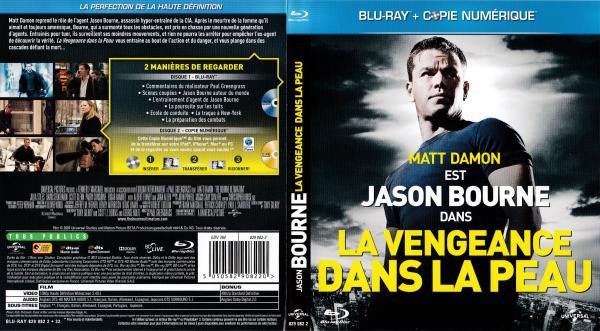 La vengeance dans la peau (blu-ray) v2