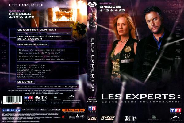 Les experts las vegas saison 4 vol 2