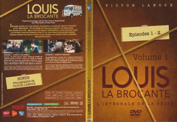 Louis la brocante vol 1 v2