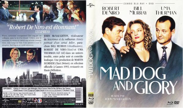 Mad dog and glory (blu-ray)