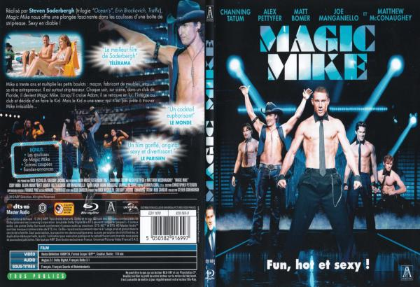 Magic mike slim