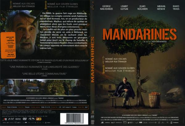 Mandarines slim