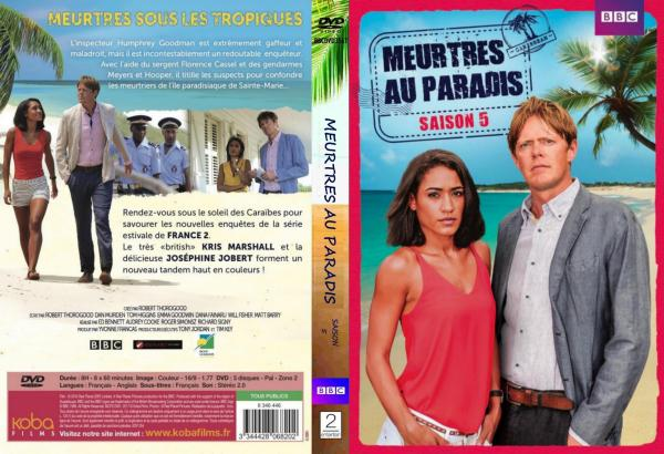 Meurtres au paradis saison 5