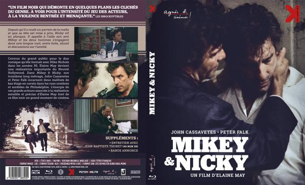 Mikey and nicky (blu-ray)