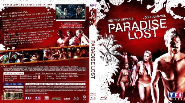 Paradise lost (blu-ray)