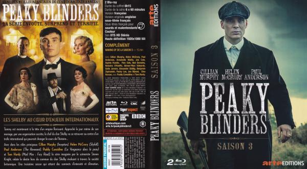 Peaky blinders saison 3 (blu-ray)