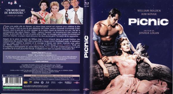 Picnic (blu-ray)