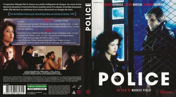 Police blu-ray