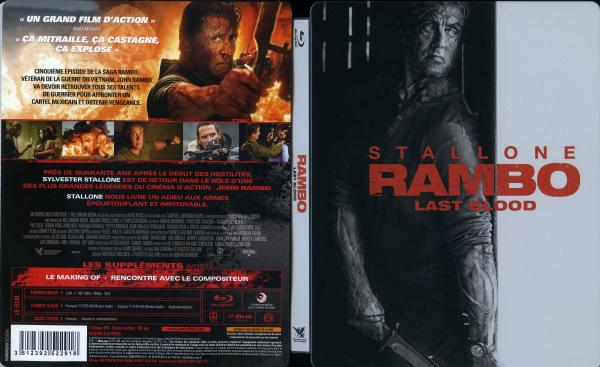 Rambo last blood (blu-ray)