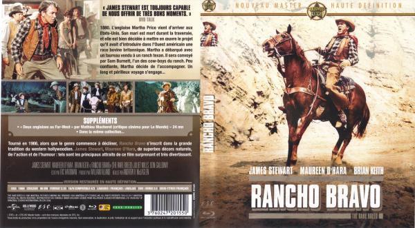 Rancho bravo (blu-ray)