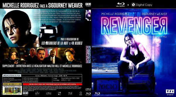 Revenger blu-ray